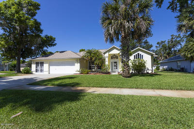 South Daytona Single Family Home For Sale: 174 Deskin Drive