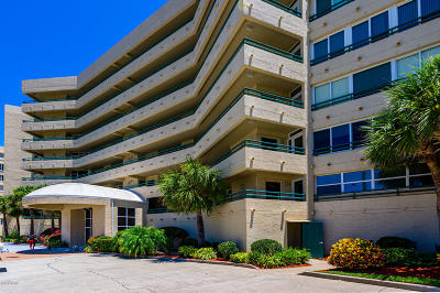 Ponce Inlet Condo/Townhouse For Sale: 4535 S Atlantic Avenue #2606