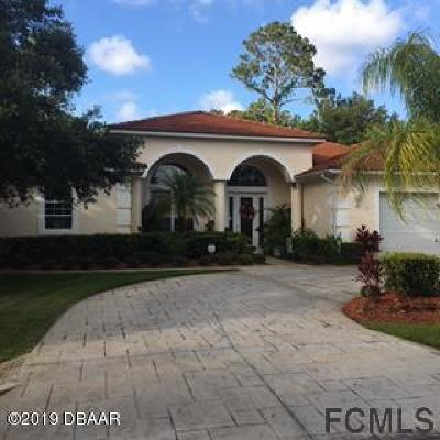 Palm Coast Single Family Home For Sale: 38 Buttonworth Drive