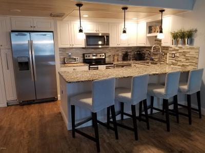 Daytona Beach Shores Condo/Townhouse For Sale: 2987 S Atlantic Avenue #305