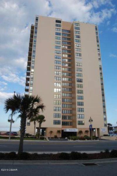 Daytona Beach Shores Condo/Townhouse For Sale: 3051 S Atlantic Avenue #1204