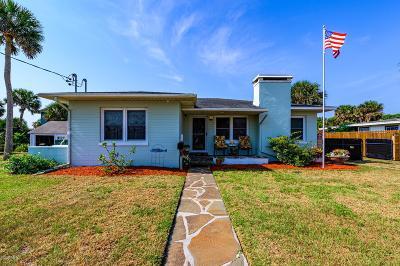 Daytona Beach Single Family Home For Sale: 434 Pelican Avenue