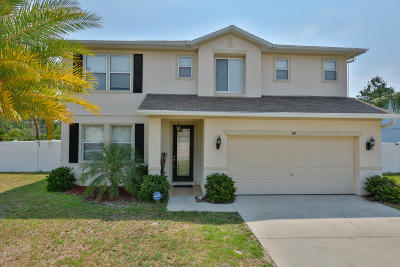 Palm Coast Single Family Home For Sale: 142 London Drive
