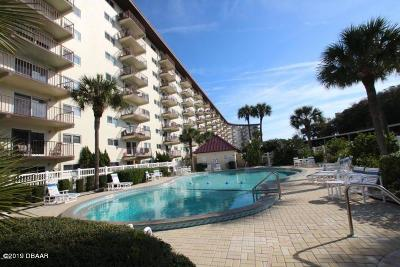 Daytona Beach Rental For Rent: 100 Silver Beach Avenue #906