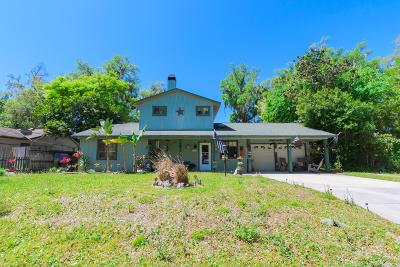 Edgewater Single Family Home For Sale: 2114 Needle Palm Drive
