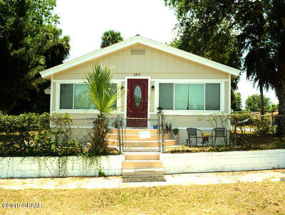 Port Orange Single Family Home For Sale: 205 Orchard Street
