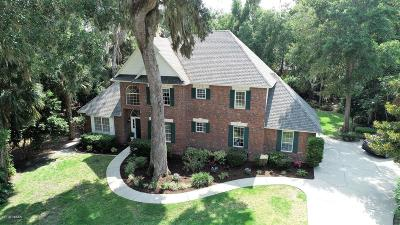 Flagler Beach Single Family Home For Sale: 3 Coacochee Drive