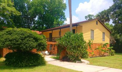 Ormond Beach Single Family Home For Sale: 7 Riverdale Avenue