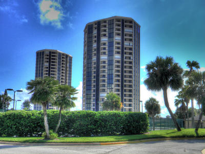 Volusia County Condo/Townhouse For Sale: 1 Oceans West Boulevard #9A3