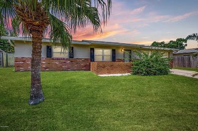 Port Orange Single Family Home For Sale: 209 Avon Street