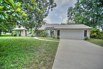 Ormond Beach Single Family Home For Sale: 70 Timberlake Lane