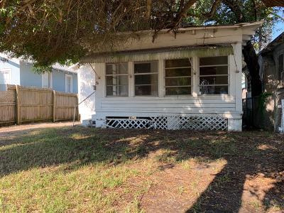 Daytona Beach Single Family Home For Sale: 36 S Noble Street