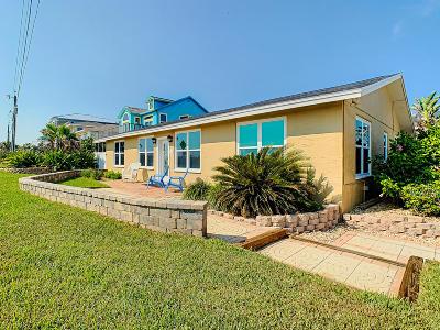 Volusia County Single Family Home For Sale: 6500 S Atlantic Avenue