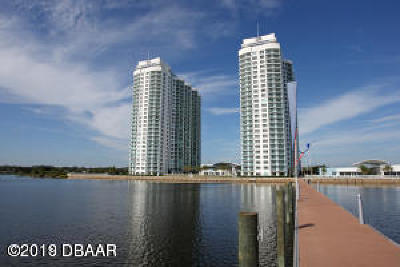 Holly Hill Rental For Rent: 231 Riverside Drive #306-1
