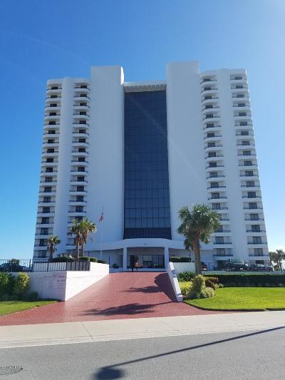Daytona Beach Shores Condo/Townhouse For Sale: 2555 S Atlantic Avenue #1404