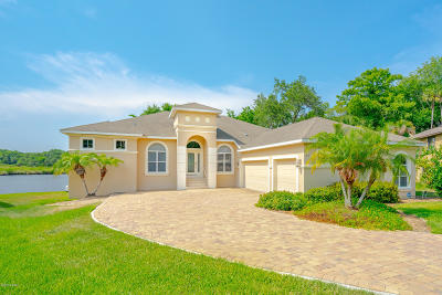 Tomoka Oaks Single Family Home For Sale: 37 Pebble Beach Drive