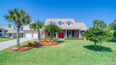 Flagler Beach Single Family Home For Sale: 3084 Painters Walk