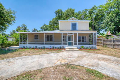 Daytona Beach Single Family Home For Sale: 1252 Old Kings Road