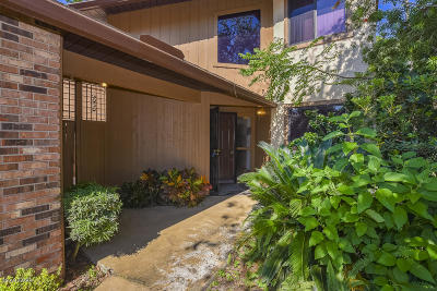 Ormond Beach Attached For Sale: 124 Horseshoe Trail