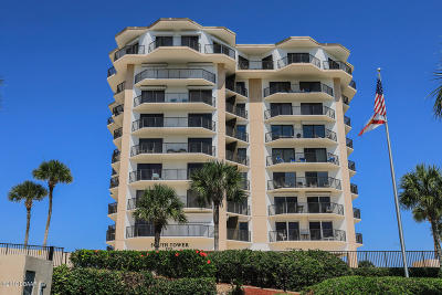 Volusia County Condo/Townhouse For Sale: 503 N Causeway #6020