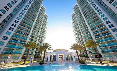 Holly Hill Condo/Townhouse For Sale: 241 Riverside Drive #1809