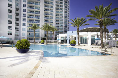 Holly Hill Condo/Townhouse For Sale: 241 Riverside Drive #1209