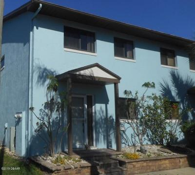 Volusia County Attached For Sale: 3333 S Ridgewood Avenue #14