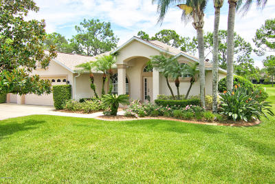 Spruce Creek Fly In Single Family Home For Sale: 1884 Seclusion Drive