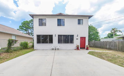 Port Orange Single Family Home For Sale: 409 Moss Avenue