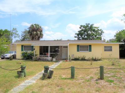 Daytona Beach Single Family Home For Sale: 37 High Ridge Circle