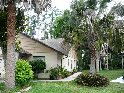 Volusia County Attached For Sale: 4516 Nettle Creek Court