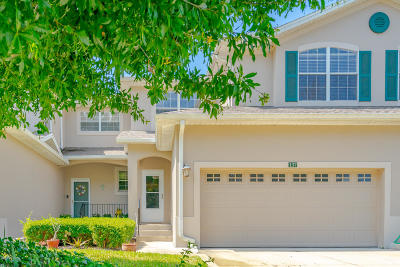 Volusia County Attached For Sale: 137 Grey Widgeon Court