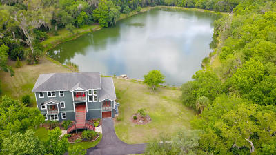 Edgewater Single Family Home For Sale: 1844 Old Mission Road