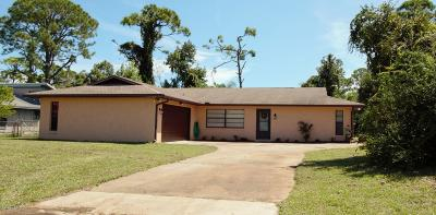 Edgewater Single Family Home For Sale: 116 Hibiscus Road