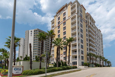 Daytona Beach Shores Condo/Townhouse For Sale: 2071 S Atlantic Avenue #503
