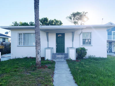Daytona Beach Single Family Home For Sale: 117 S Hollywood Avenue