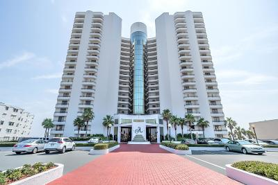 Daytona Beach Shores Condo/Townhouse For Sale: 3757 S Atlantic Avenue #504