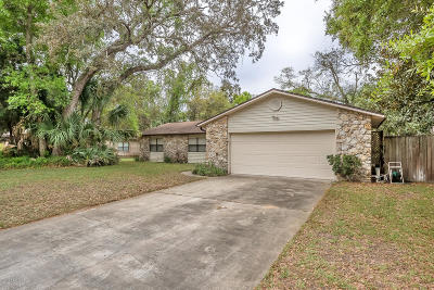 Ormond Beach Single Family Home For Sale: 1104 Sherbourne Way