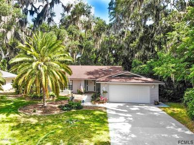 Palm Coast Single Family Home For Sale: 5 Fleetwood Drive