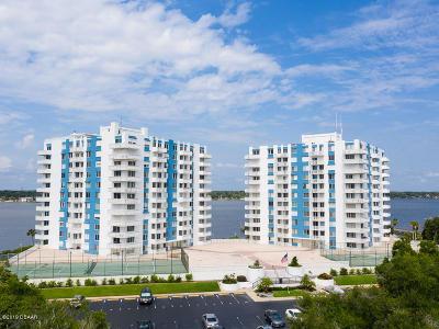 Daytona Beach Condo/Townhouse For Sale: 925 N Halifax Avenue #907 S