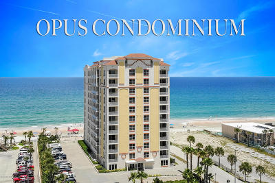 Daytona Beach Shores Condo/Townhouse For Sale: 2071 S Atlantic Avenue #1002