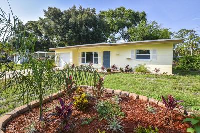 South Daytona Single Family Home For Sale: 2233 Harvard Road