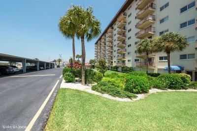 Daytona Beach Condo/Townhouse For Sale: 100 Silver Beach Avenue #718