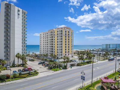 Daytona Beach Shores Condo/Townhouse For Sale: 2071 S Atlantic Avenue #804
