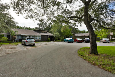 Port Orange Single Family Home For Sale: 78 Cypress Pond Road
