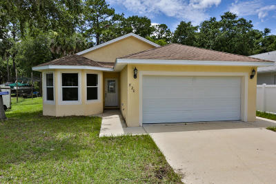 New Smyrna Beach Single Family Home For Sale: 520 Old Mission Road