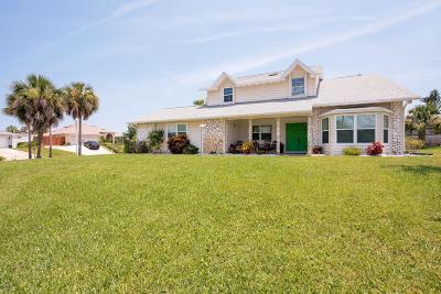 Ormond Beach Single Family Home For Sale: 3551 John Anderson Drive