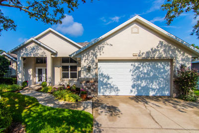 New Smyrna Beach Single Family Home For Sale: 726 Aldenwood Trail