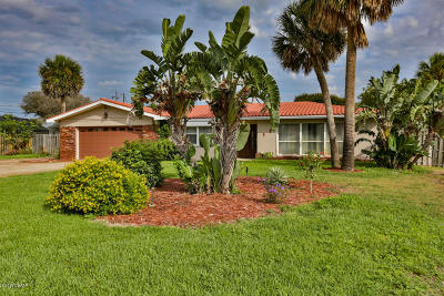 Daytona Beach Single Family Home For Sale: 1015 Bel Aire Drive