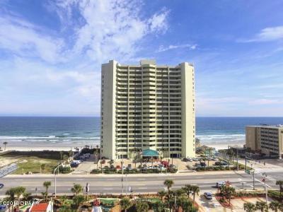 Daytona Beach Condo/Townhouse For Sale: 3425 S Atlantic Avenue #1501
